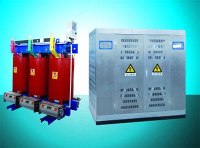 环氧树脂浇注干式电力变压器
